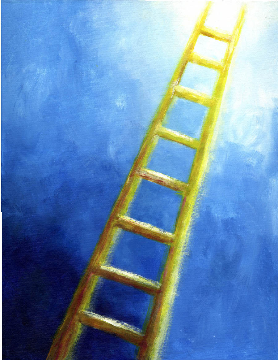 Paintings Of Jacob S Ladder